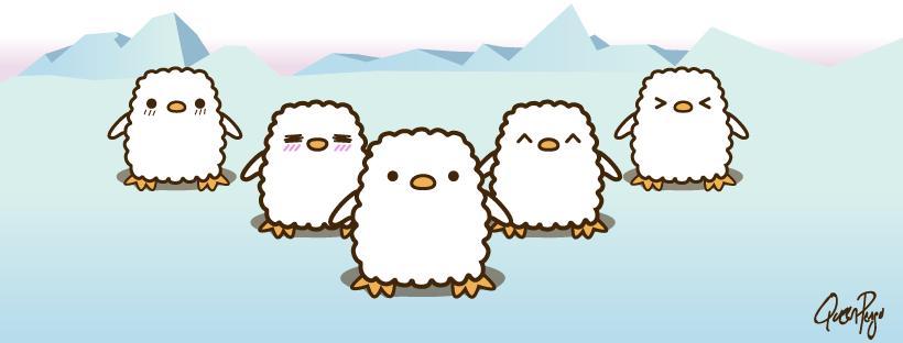 Fluffy Pengu